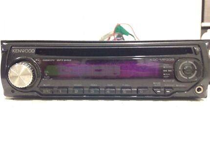 Kenwood car stereo Arundel Gold Coast City Preview