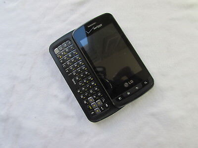 Great Lg Vs700 Verizon Enlighten Cell Phone Cdma Android Slide Qwerty Keyboard
