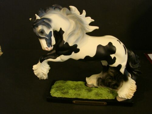 Trail of the Painted Ponies Figurine DON