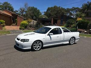 2003 ford boss 260 xr8 ute Boronia Knox Area Preview