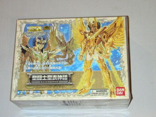Bandai Saint Seiya Saint Cloth Myth Phoenix Ikki God Cloth Action Figure NEW