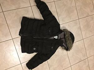 Winter Coat Boys 5T