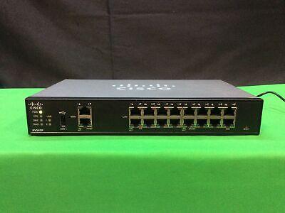 Cisco RV345P Dual WAN PoE VPN Router