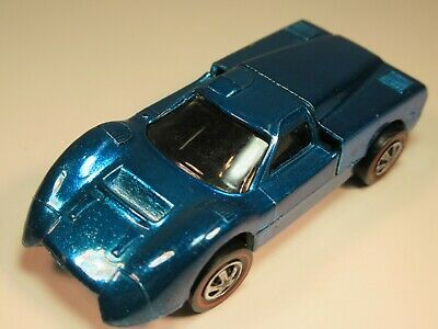 Vintage Hot Wheel Redline  FORD J-CAR Medium Blue Naked  Very Very High Grade