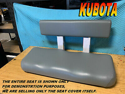 Kubota Rtv 1140 New Seat Cover Rtv1140 Utv Crew Front Seat Cover J13