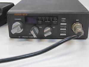 UHF Radio Pearce Simpson Leopard  MK lll Uralla Uralla Area Preview