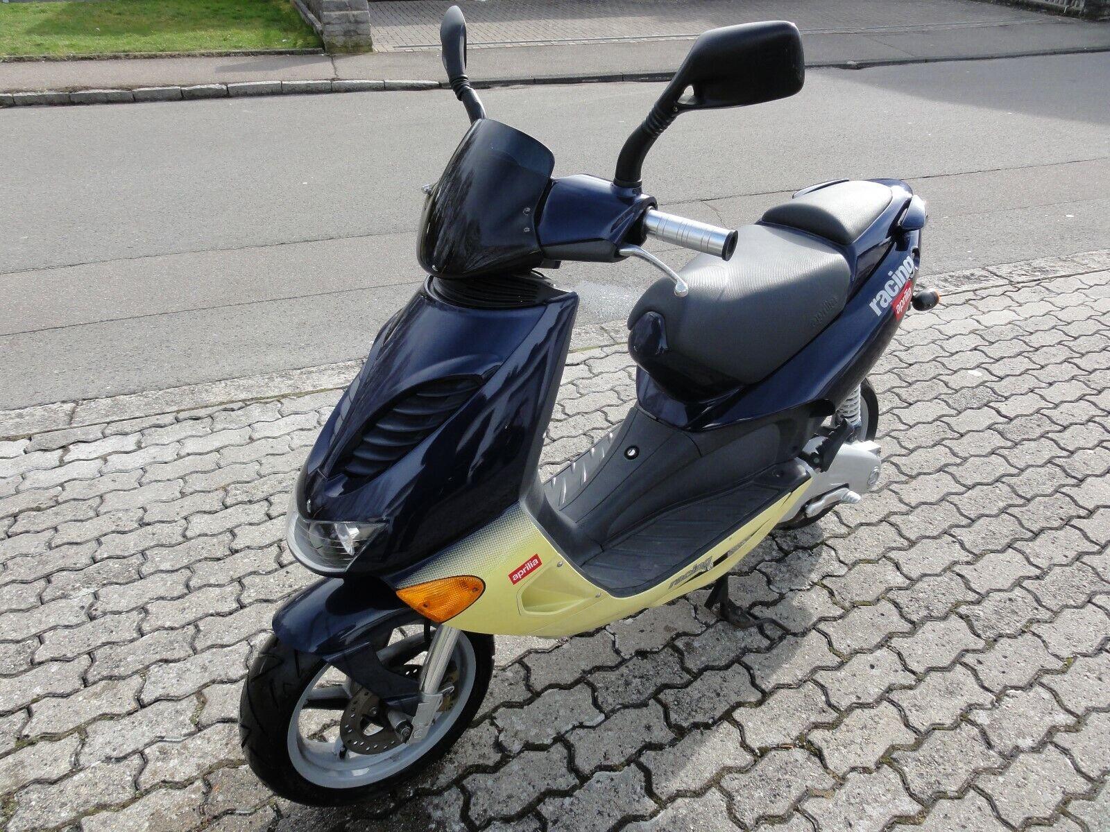 Roller Aprilia SR 50 LC