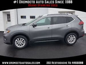 2017 Nissan Rogue SV WINTER TIRES INCLUDED ,ALL WHEEL DRIVE,R...