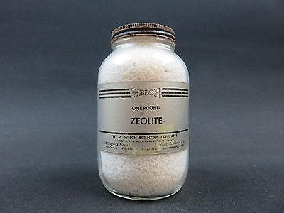 Zeolite 1 Pound W.m. Welch Scientific