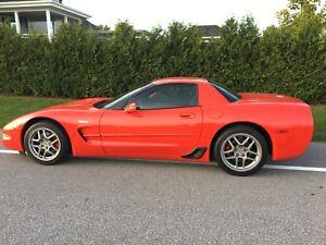 Corvette z06 2003