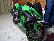 2013 Kawasaki Ninja 300  Special Edition Macgregor Brisbane South West Preview