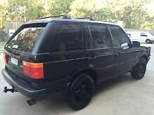 Range Rover luxury hse 4x4 auto V8 4.6 L black 1999 Beaumont Hills The Hills District Preview