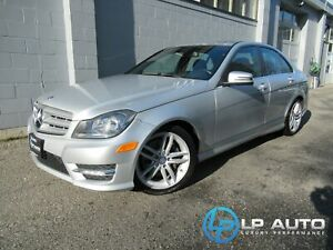 2013 Mercedes Benz C-Class C 300 4MATIC! Navigation! Easy Approv