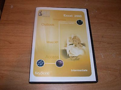Keystone Learning System Access   Excel 2000 Training Solutions Cd Rom