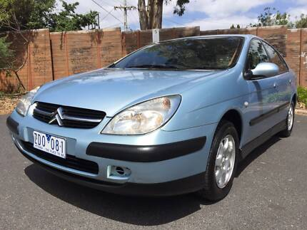2002 Citroen C5 Sedan turbo diesel ,automatic transmission, Maidstone Maribyrnong Area Preview
