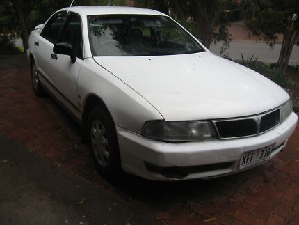 Mitsubishi Magna TH  sedan **Dual fuel** Adelaide CBD Adelaide City Preview