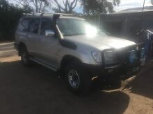 2000 Toyota LandCruiser HZJ105R RV Geelong West Geelong City Preview