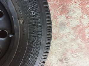 Good year Winter tires for sale