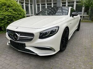 Mercedes-Benz  S 65 AMG Coupe 21 Zoll Brabus Vollausstattung