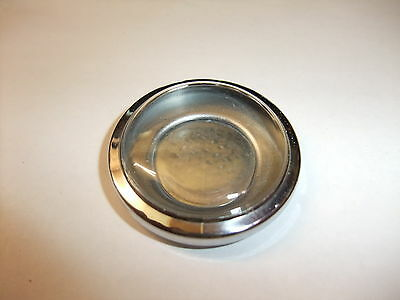 Orig DDR Produktion Gehäuse Uhrglas Ruhla Glashütte Taschenuhr Uhr Ø 45,5 mm Neu