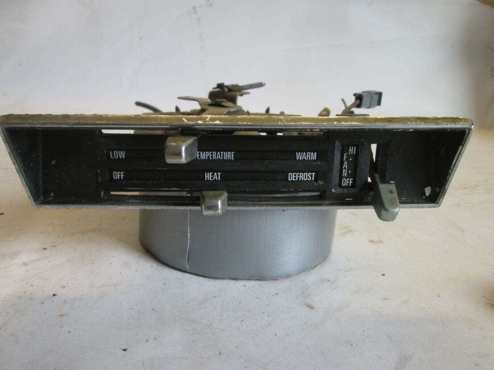 1970 Ford Truck Heater Control Assembly Ranger
