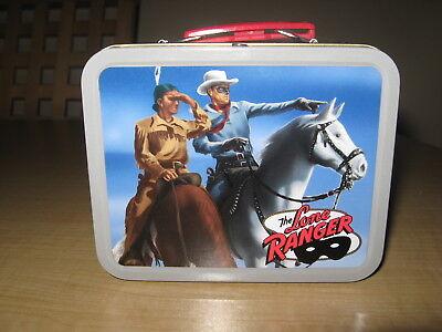 "The Lone Ranger 5"" x 4"" 60th Anniversary Classic Cheerios Mini Tin Box"