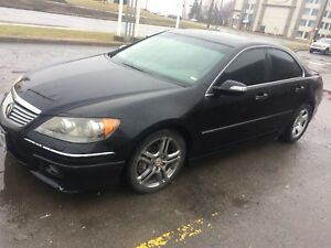 Acura RL A-Spec - Priced to sell