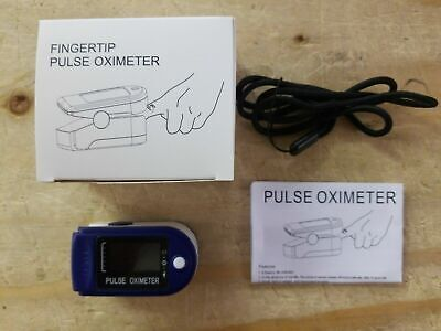 Same Day Fast Shipping Kaitu Cms50 Finger Pulse Oximeter Accurate Spo2 Monitor