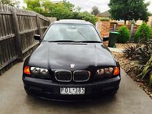 1999 BMW 323i Sedan 2.5L powerful , sport automatic Glenroy Moreland Area Preview