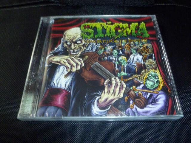 Stigma - Concerto for the Undead (SEALED NEW CD 2010)