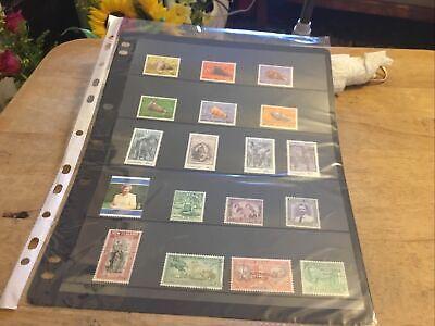 Samoa Mixed Stamps Lot