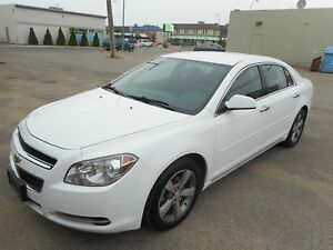 2012 Chevrolet Malibu LT 4 cyl Gas Saver