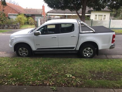 2013 Holden Colorado Ute