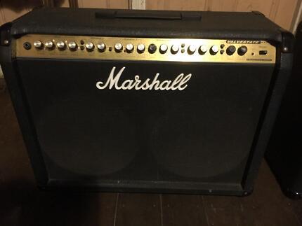 Marshall valvestate