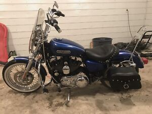 2009 1200 Sportster XL Low REDUCED