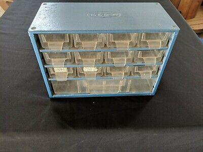 Raaco Vintage Metal Storage Workshop Cabinet Hardware