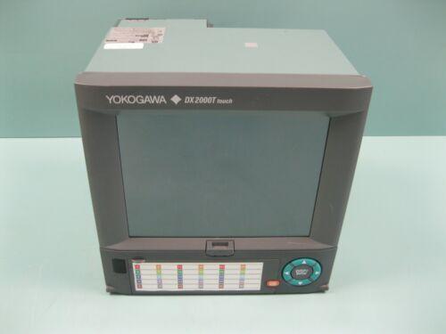 Yokogawa DX2000T Model DX2030T Touch Daqstation C13 (2916)