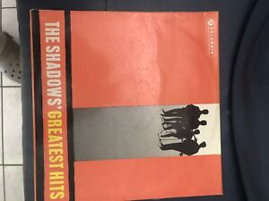 The Shadows Greatest Hits LP Thuringowa Central Townsville Surrounds Preview