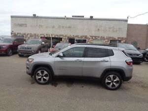 2017 Jeep All-New Compass North 4X4
