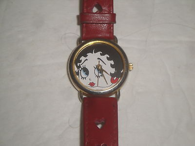 VINTAGE BETTY BOOP WATCH BRIGHT IDEAS UNLIMITED 1993 JAPAN
