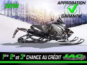 2019 Arctic Cat XF Cross Country 6000 Limited ES Défiez nos prix