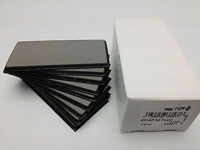 Colop Rubber Stamp Blank For Co2 Laser Engraving Machine Epap 50 Foam Lot Of 10