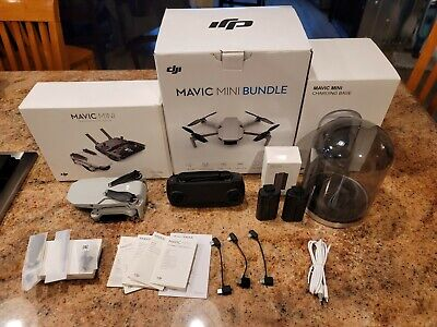DJI Mavic Mini Combo Drone with all original contents. Barely used, excellent