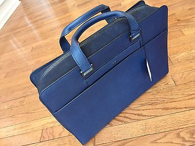 Porsche design leather Briefcase new