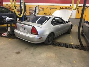 1992 Honda Prelude For Parts