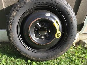 Good Year 15 inch spare donut tire