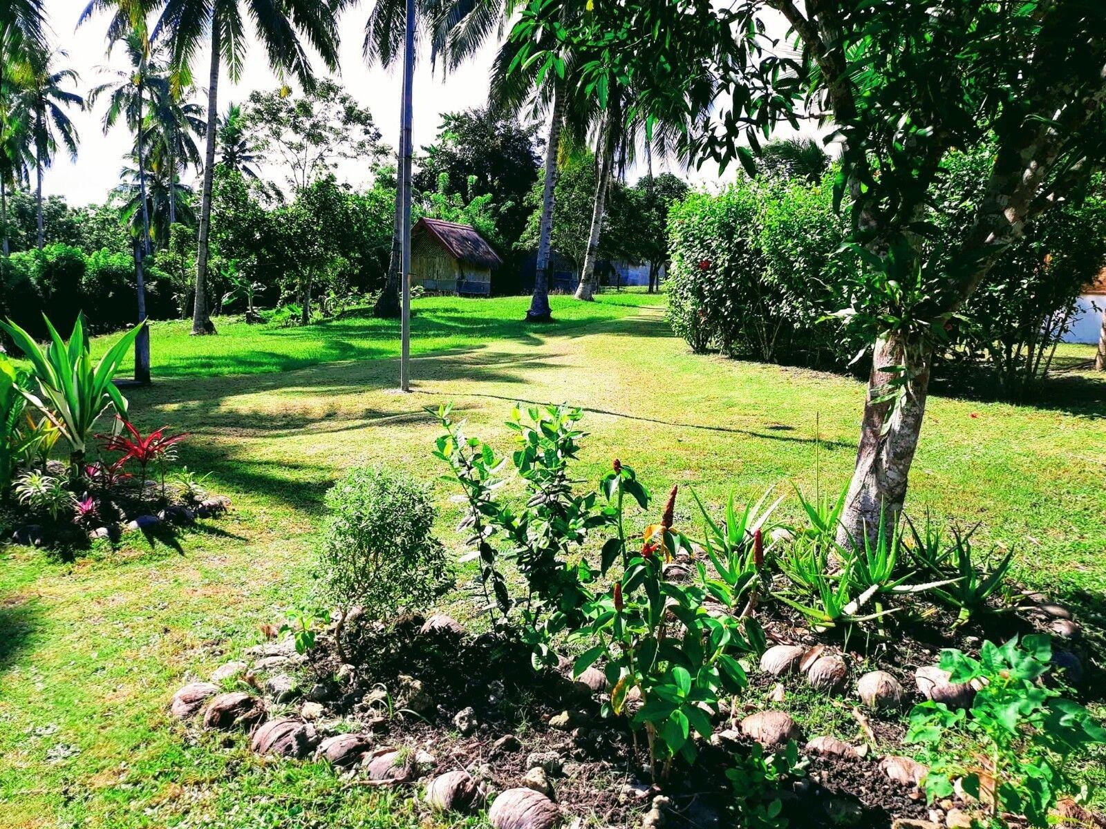 PARADIESISCHE FARM MIT  HÄUSERN AUF DER INSEL BOHOL/PHILIPPINEN ZU VERKAUFEN