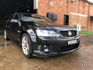 2008 Holden Commodore VE SS 6 Speed Manual Sedan Mayfield West Newcastle Area Preview