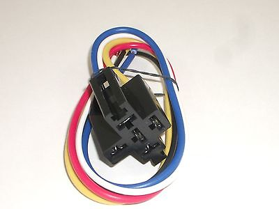 Philmore 64-1217 Automotive Relay Socket Wire Wiring Harness