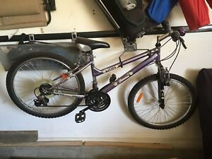 "Girls 24""tire bike"